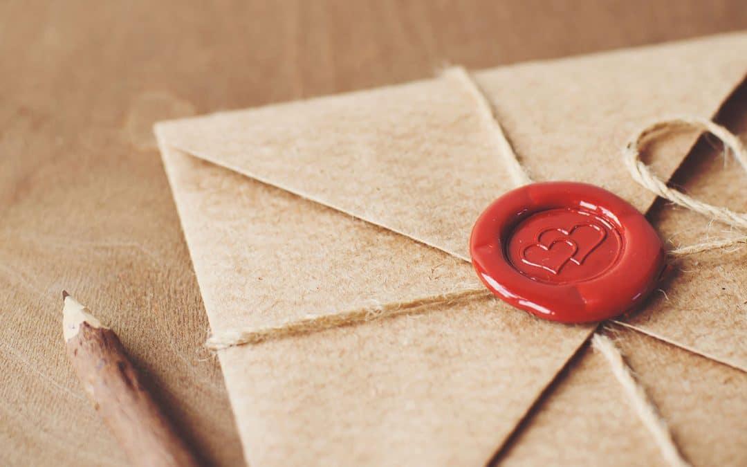 Levelet kaptunk